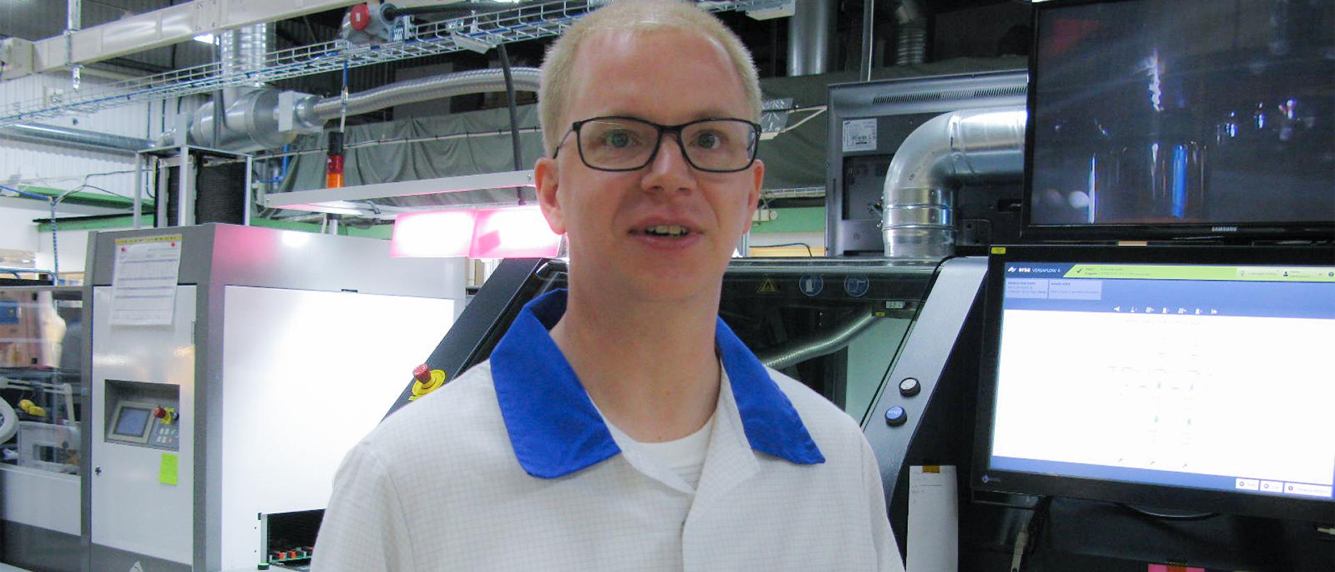 Bild på Magnus Rosén