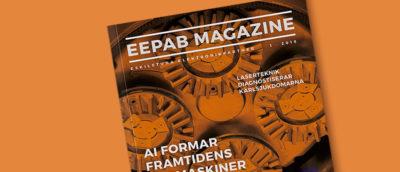 EEPAB Magazine nr 1 2018